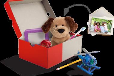 Operation Christmas Child: Christmas Shoebox